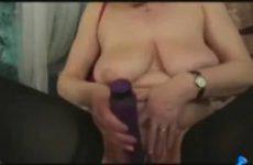 Ook oma houdt van masturberen