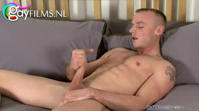 Porno auditie van zalig gay schoffie