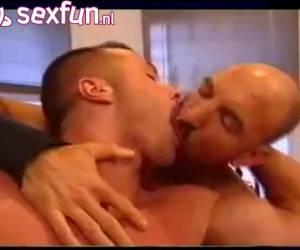 Gay geil voorspel